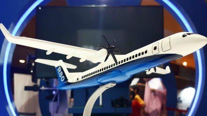 Sejarah R80, Pesawat Inisiasi Habibie yang Batal Dibuat