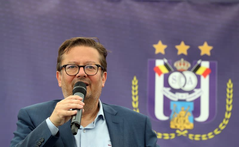 Anderlecht players asked to give up one month's wages