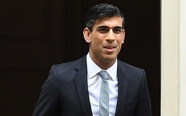 Rishi Sunak is preparing to introduce sweeping tax cuts and an overhaul of planning laws - Leon Neal/Getty Images Europe