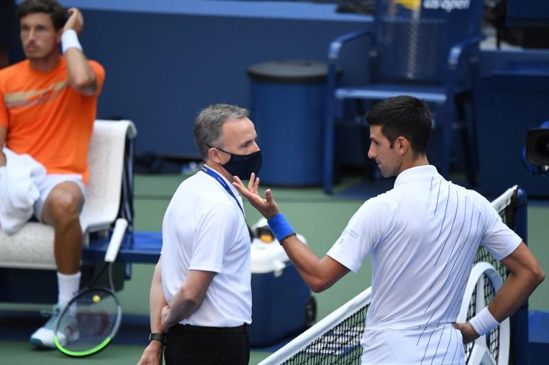 Djokovic fate a warning for players to keep emotions in check