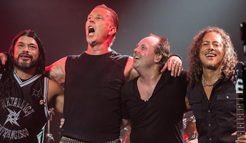 Metallica Seeking Long-Term Home for Orion Fest