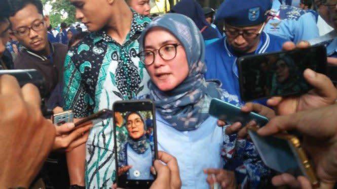Jakarta PSBB Total, Bupati Lebak Deg-degan