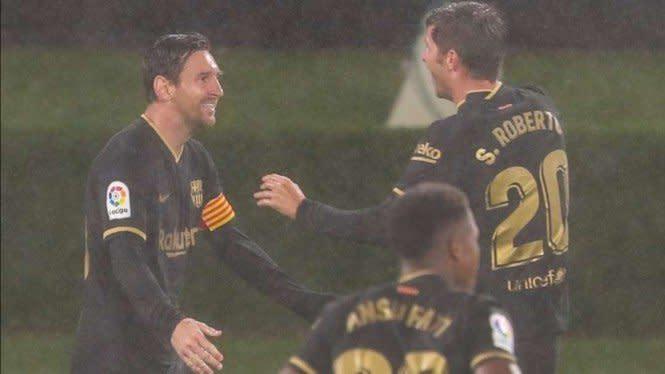 Getafe Vs Barcelona, Koeman Enggak Ngaruh, Messi yang Jadi Kunci