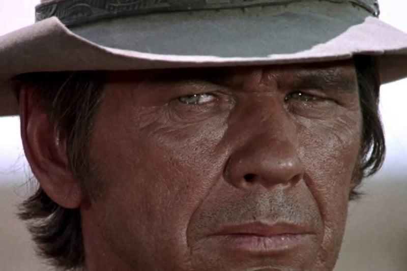 Shot from Once Upon a Time in the West