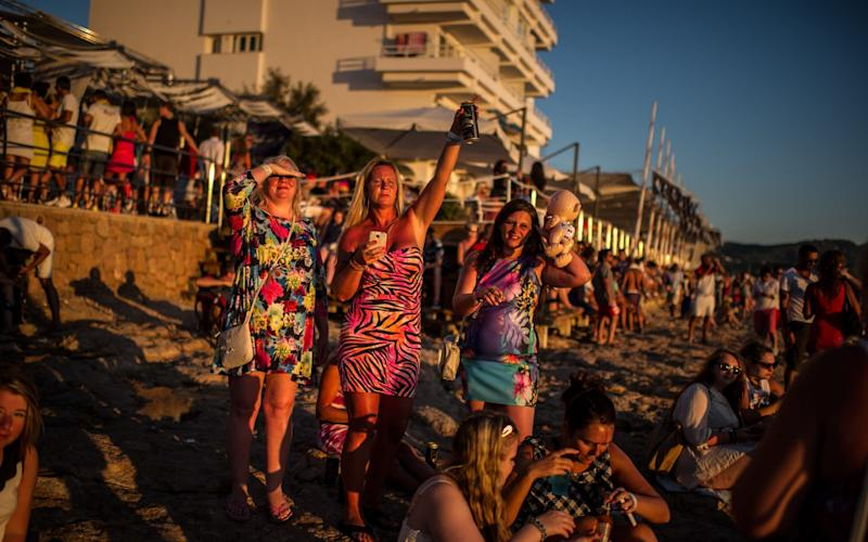 Tourists have returned to Spain after the easing of lockdown - David Ramos/Getty Images Europe