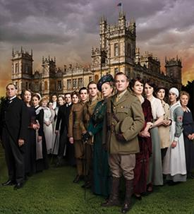 Five Things You Don't Know About 'Downton Abbey'