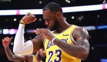 NBA/36歲詹皇 2K評價竟最高