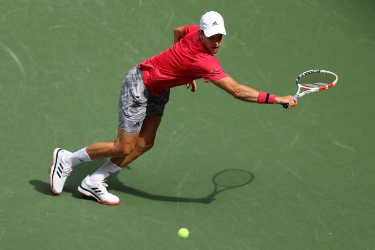 Birthday boy Thiem moves into US Open third round