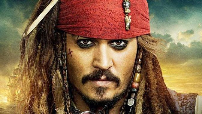 Pirates of the Carribean besutan Walt Disney Pictures. (Disney)