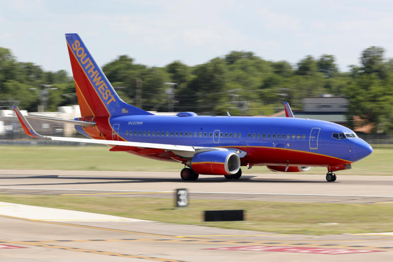 Southwest Airlines-Pay Cuts
