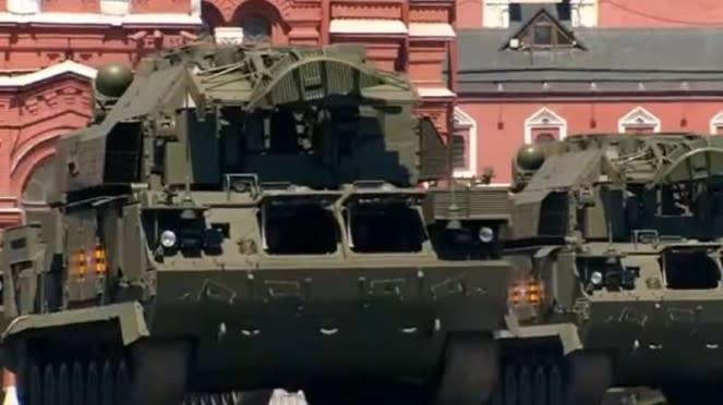 VIVA Militer: Tank Rusia.
