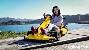 好玩又高調享樂級座駕!小米Ninebot GoKart Pro Lamborghini Edition電動卡丁車開箱!