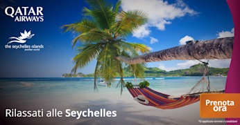 Rilassati alle Seychelles