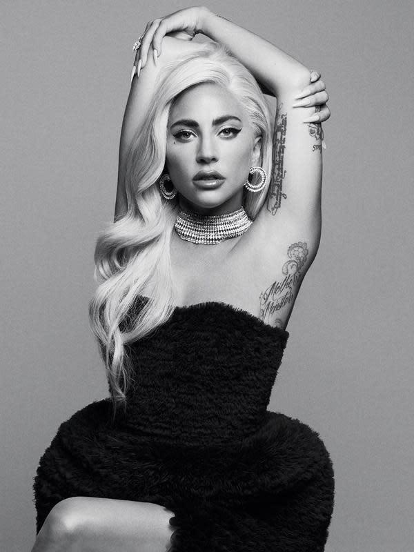 Lady Gaga (Sumber: Instagram/ladygaga)