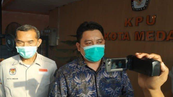 KPU Medan Rekrut 38 Ribu KPPS, Perlu Surat Sehat dari Puskesmas