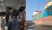 如地獄!貨輪濁水溪口擱淺1年 10船員喝果醬、海水維生
