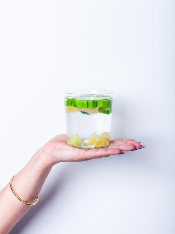ilustrasi infused water/pexels