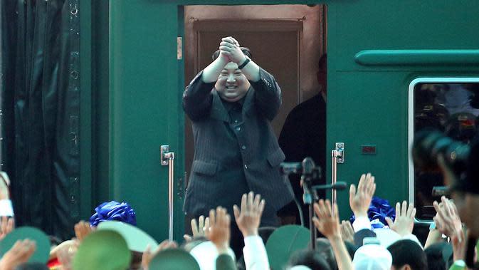 Korea Utara. (AP Photo/Minh Hoang)