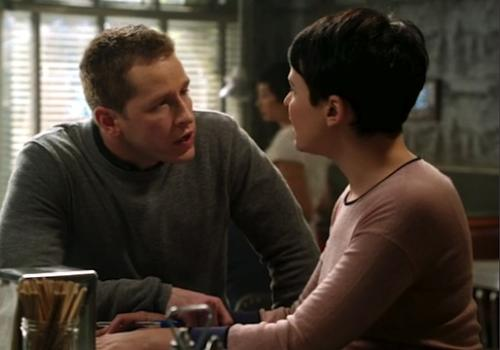 Once Upon a Time: Josh Dallas Previews David's 'Giant' Problem — Plus a Bigger One at Home?