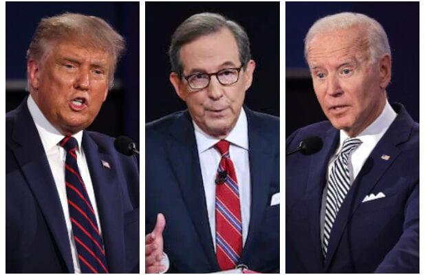 Chris Wallace: Trump 'Bears the Primary Responsibility for What Happened' at Debate (Video)