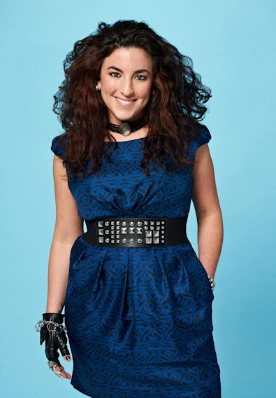 "Lauren Turner, 24, from Covington, LA competes on the tenth season of ""American Idol."""