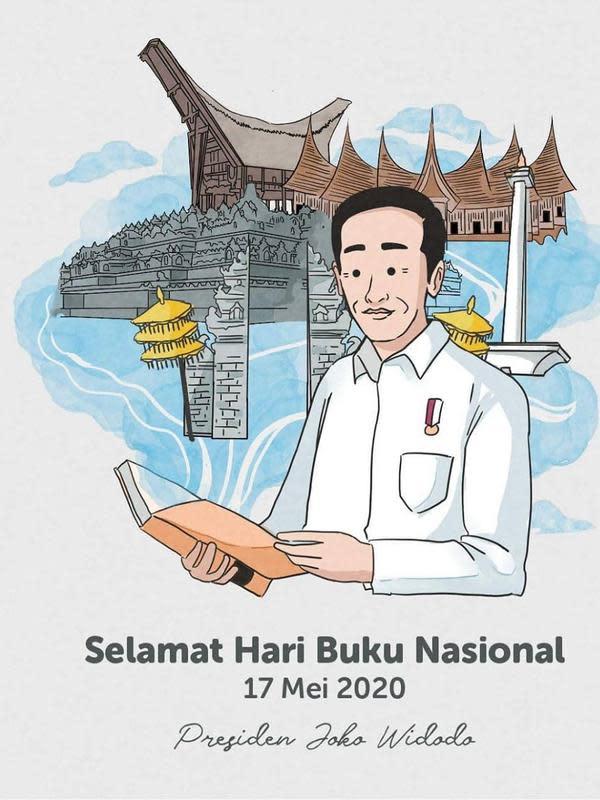 Jokowi. (Foto: instagram/ Jokowi)