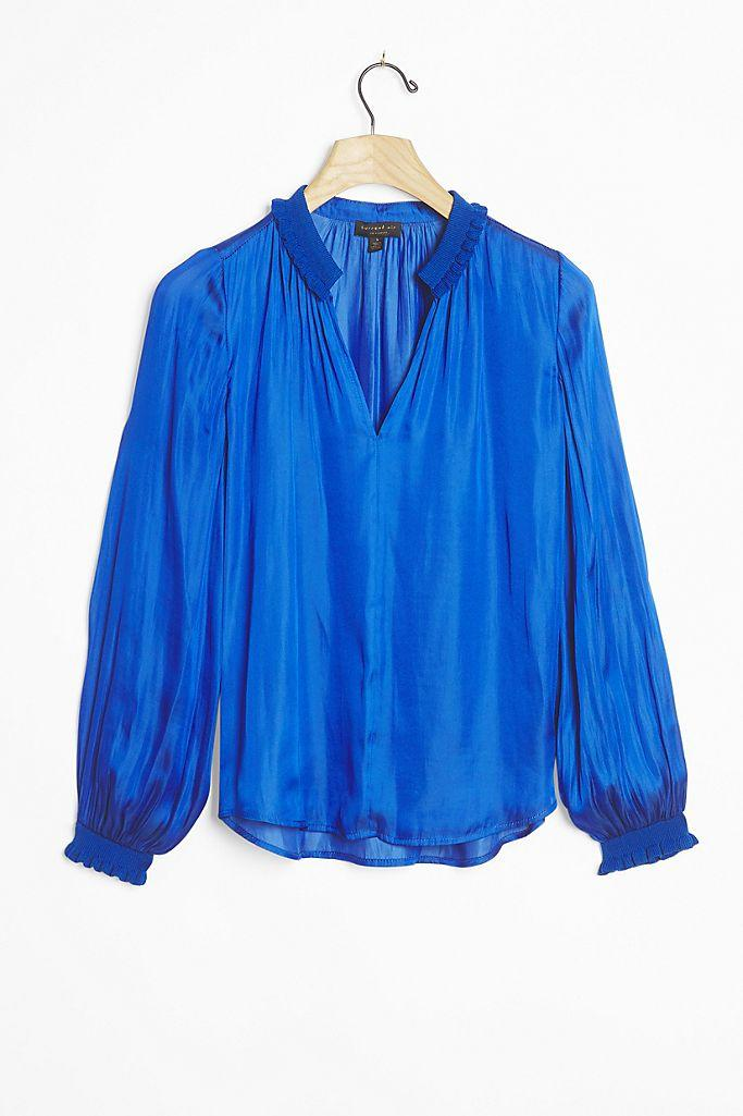 Kirsty Blouse. Image via Anthropologie.