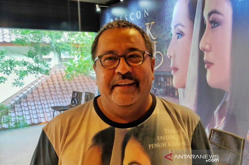 "Rano Karno tinggalkan dunia film usai menamatkan ""Si Doel""?"