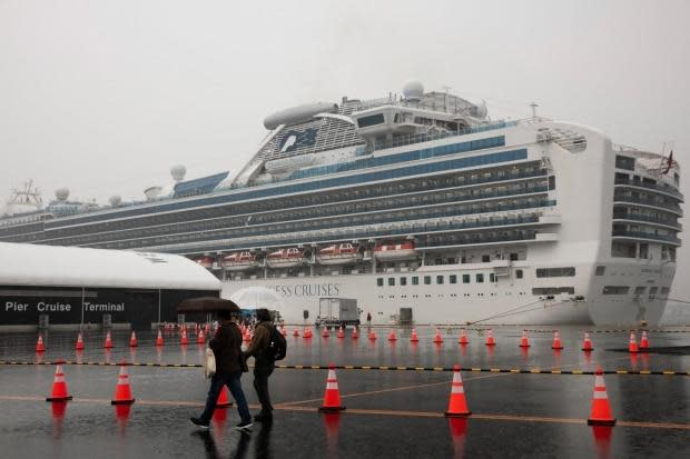Cornwall mayor questions 'suitability' of cruise ship evacuation plan