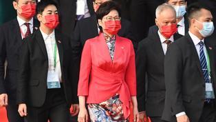 傳林鄭月娥建議新增「港版發改委」政府智囊角色