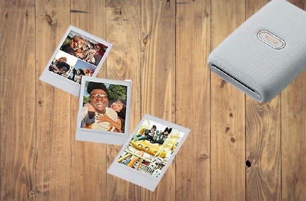 Fujifilm Instax Mini Link iPhone Printer