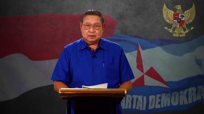 SBY: Saya kok Tidak Yakin yang Dimaksud Pak Airlangga, BIN Itu Saya