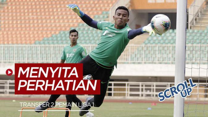 VIDEO: Dua Transfer Pemain Liga 1 yang Menyita Perhatian Warganet