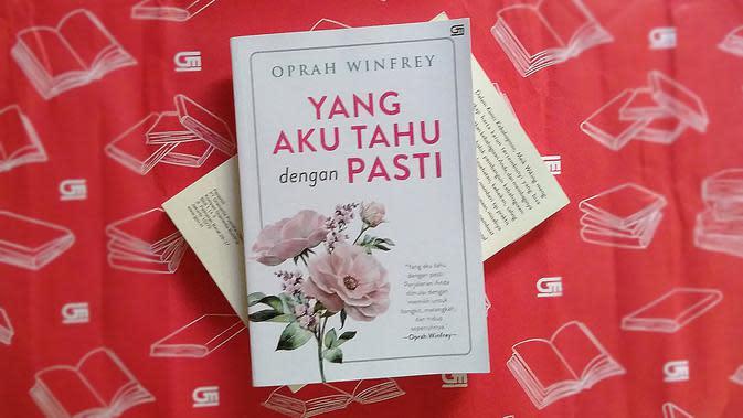 Buku Yang Aku Tahu dengan Pasti./Copyright Endah