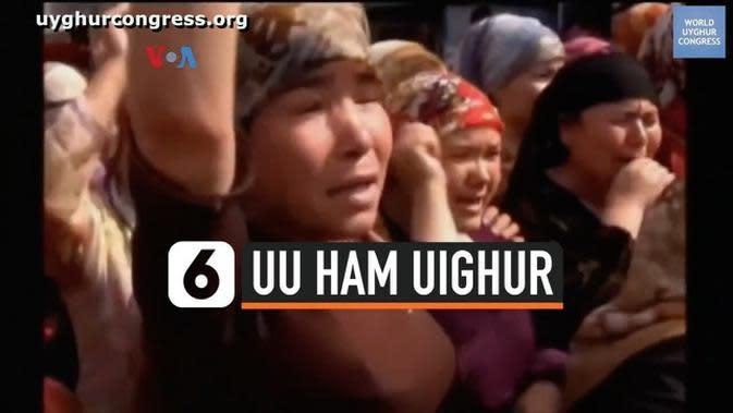 VIDEO: Respon Uighur AS Terhadap UU HAM Uighur dan Tudingan John Bolton