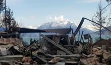 紐西蘭野火燒毀數十棟房屋無人傷 當局:奇蹟