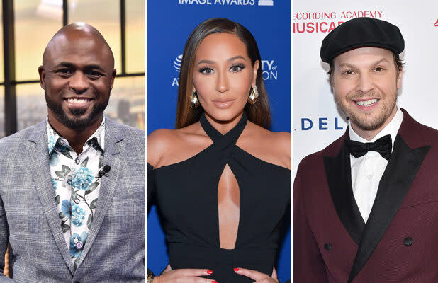 Wayne Brady, Adrienne Bailon and Gavin DeGraw Set as 'Masked Singer' Aftershow Guests (Exclusive)