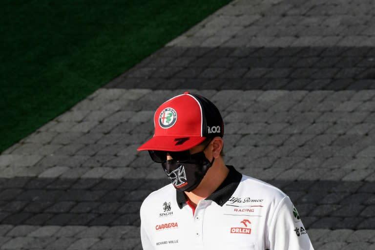 'Just another race' - Raikkonen relaxed over F1 milestone