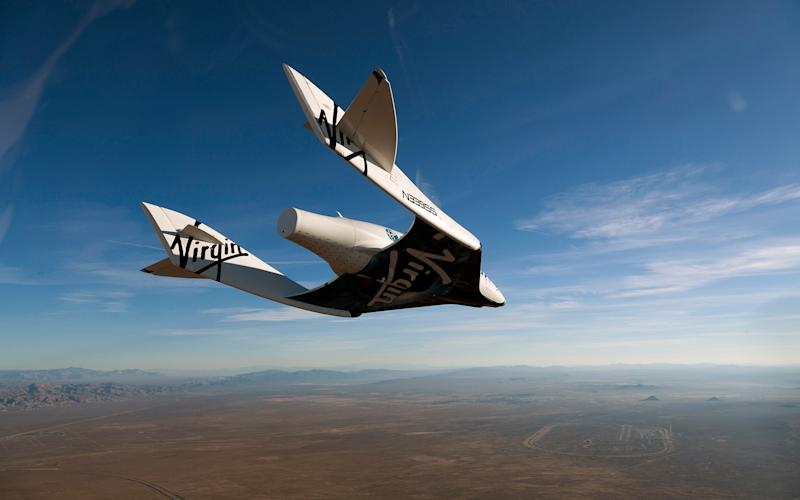 The future of space tourism is here - Getty