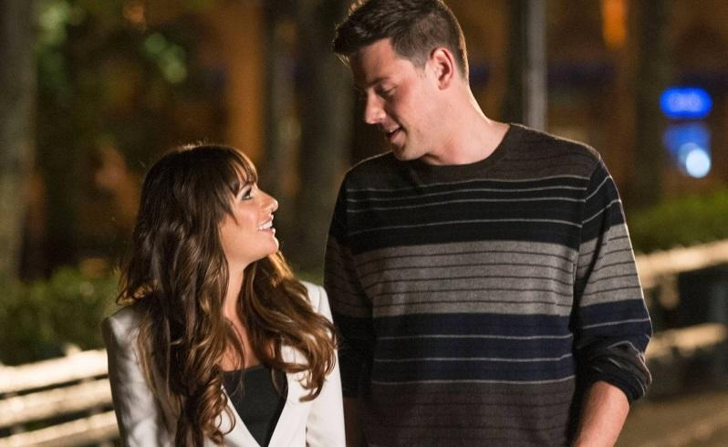 Hear Lea Michele's Heartbreaking Ode to Cory Monteith
