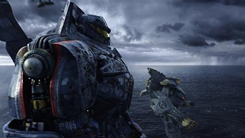 'Pacific Rim' Giveaway as Epic as the Film Itself: Movie Prop, Action Figures, Graphic Novel & More