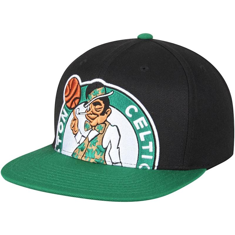 Celtics Adjustable Snapback Hat