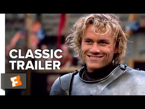 """<p>In this early Heath Ledger favorite, he plays a man born into poverty who wants to change his own stars by posing as a lord and competing in jousting tournaments.</p><p><a class=""""body-btn-link"""" href=""""https://www.netflix.com/watch/60020626"""" target=""""_blank"""">Watch Now </a></p><p><a href=""""https://www.youtube.com/watch?v=_KzsTKqTq1M"""">See the original post on Youtube</a></p>"""