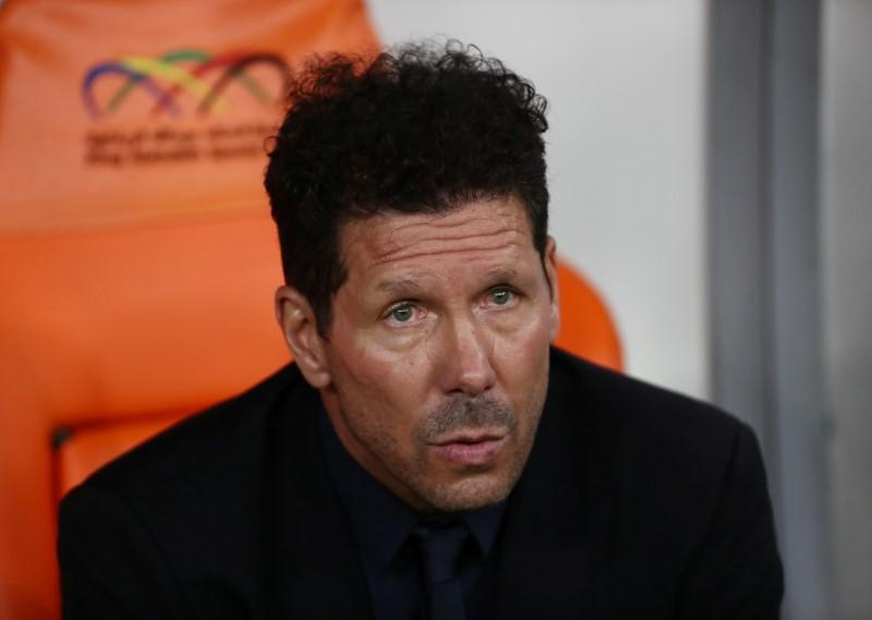Atletico's Simeone praises Real's Valverde for cynical foul
