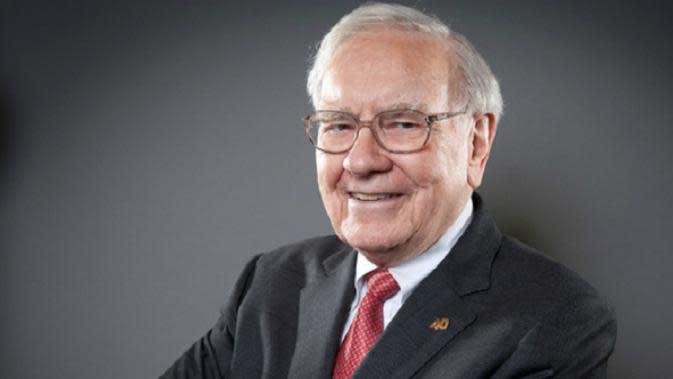 CEO Berkshire Hathaway, Warren Buffet tidak memiliki smartphone.