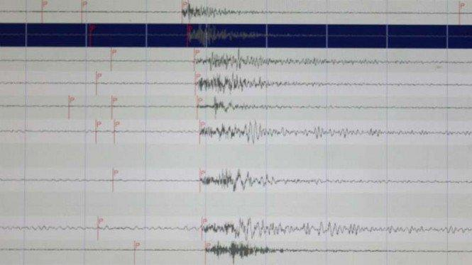 Gempa Kuat Guncang Maluku Barat Daya