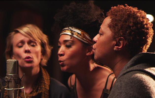 Oscar Secret Weapons: 'The Voice' Singer Judith Hill performs live for '20 Feet From Stardom'