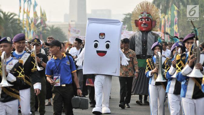 Cara KPU Surabaya agar Partisipasi Pemilih Pilkada 2020 Capai Target