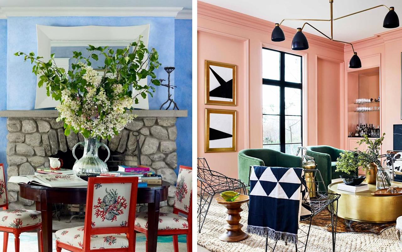"<p>Color can <a href=""https://www.elledecor.com/design-decorate/color/a28871823/rebecca-atwood-interview-decorating-with-color/"" target=""_blank"">change the look of an interior</a>, and it's even known to impact your mood. While <a href=""https://www.elledecor.com/design-decorate/color/g304/white-walls/"" target=""_blank"">all-white spaces</a> can be just as chic, there's something special about relying on an <a href=""https://www.elledecor.com/design-decorate/color/g26629581/best-color-combinations/"" target=""_blank"">energetic color scheme</a> to express your design aesthetic. If you're up for going bold, consider incorporating pastel hues into your home. These personality-packed shades, including everything from pinks to blues, are sure to take your home to the next level. Scroll down for a look at 20 sophisticated pastel rooms from top designers. </p>"