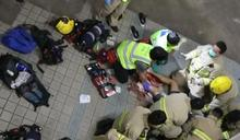 周梓樂死因研訊 曾用手機拍片市民稱發現有傷者在地上